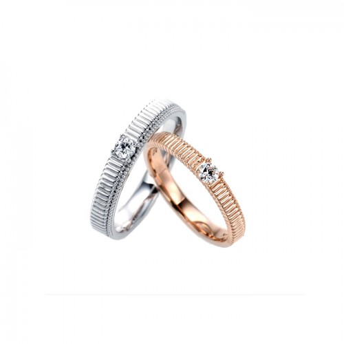 [14K Gold]필라 커플링Phila Couple ring j5008